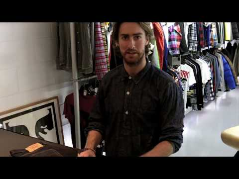 Levi's 501 - 1966 DD Selvedge Denim Jeans - Mathew Forster gives us the overview