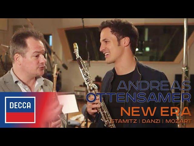 Andreas Ottensamer & Emmannuel Pahud – Mozart