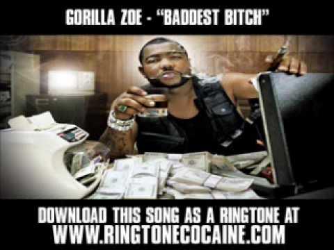"Gorilla Zoe - ""Baddest Bitch"" [ New Video + Lyrics + Download ]"