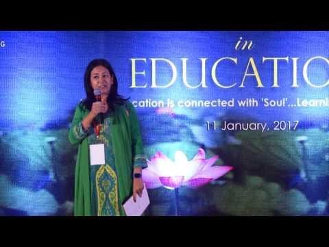 Dr. Trisha Sen - Head of Education at  Aga Khan Education Service, India