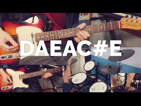 DAEAC#E Emo/Math Pop Song