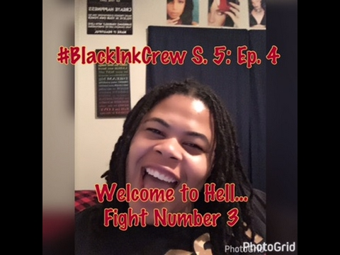 (REVIEW) Black Ink Crew | Season 5: Ep. 4 | Welcome to Hell (RECAP)