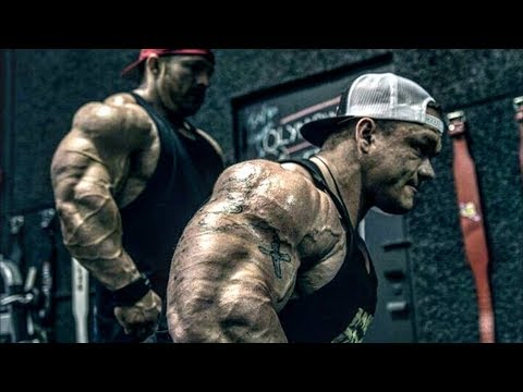 Flex Lewis and Dallas McCarver - THROUGH HARD TIMES - Bodybuilding Motivation