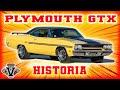 Historia Del Plymouth Gtx