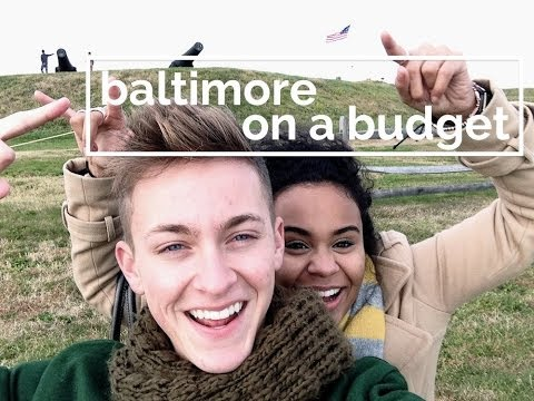Ballin' on a Budget in Baltimore