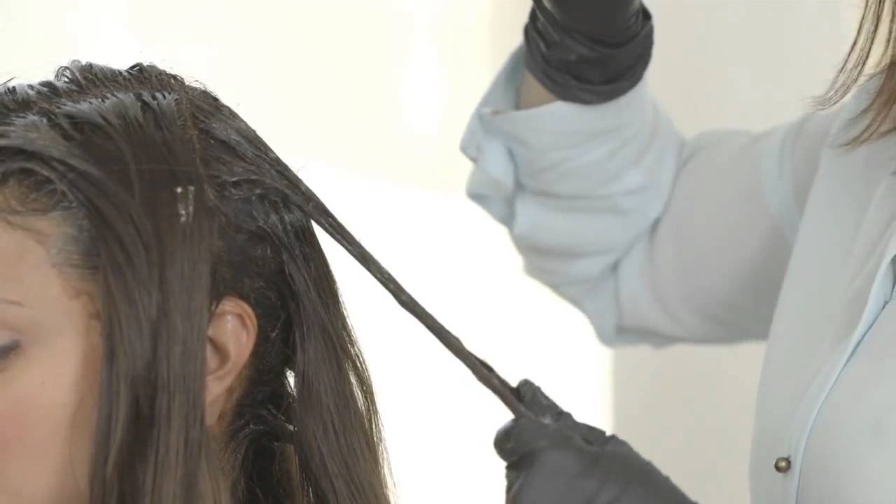 How To Apply Madison Reed Hair Color With A Bowl And Brush Youtube
