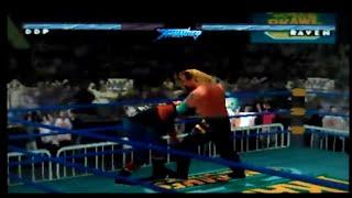WCW/nWo Thunder Playstation Gameplay