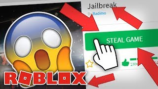How to steal games! [WITH PROOF] (PBB, Jailbreak, Assassin) [Working 2019] [ROBLOX] [ READ DESC]