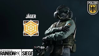 Rainbow Six Siege Insane Jager Clutch and Ace