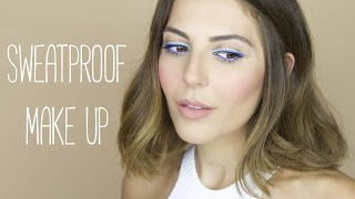 Sweat Proof Summer Makeup Tutorial