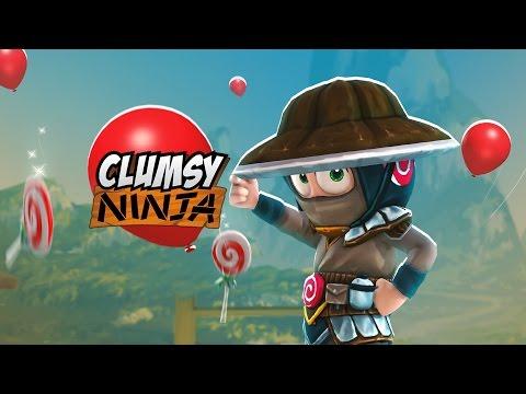 Clumsy Ninja - Lolli-Palooza Event! March 10-14!