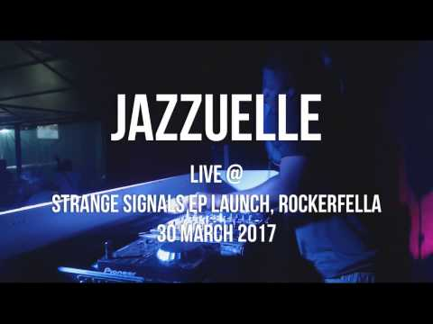 Jazzuelle Live At Kat La Kat's Strange Signals EP Launch
