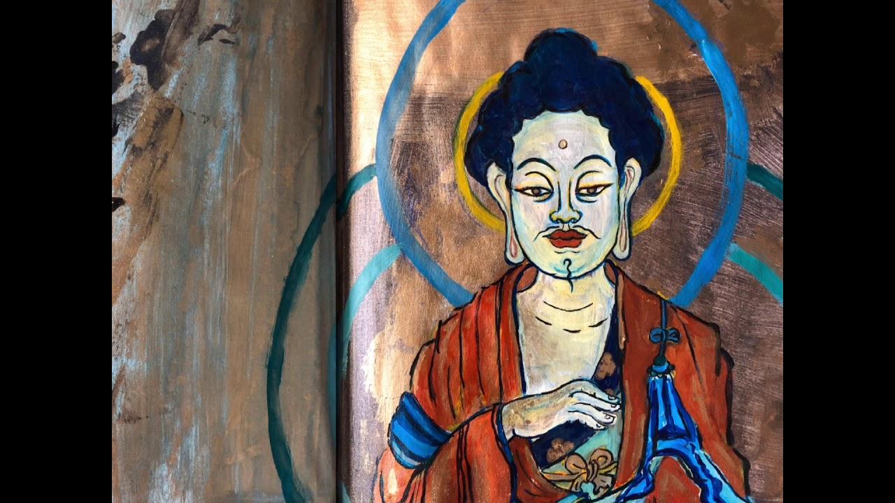 《阿弥陀佛》Amitabha buddha of Western Paradise Amitabha buddha of Western Paradise