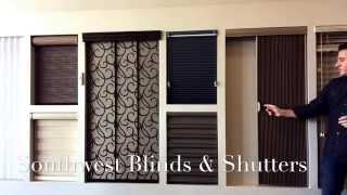 Window Coverings For Sliding Doors