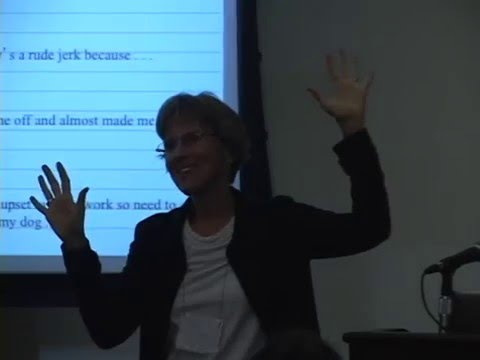 """Mary P. Lahman - """"Awareness and Action: A General Semantics Approach to Effective Language Behavior"""""""