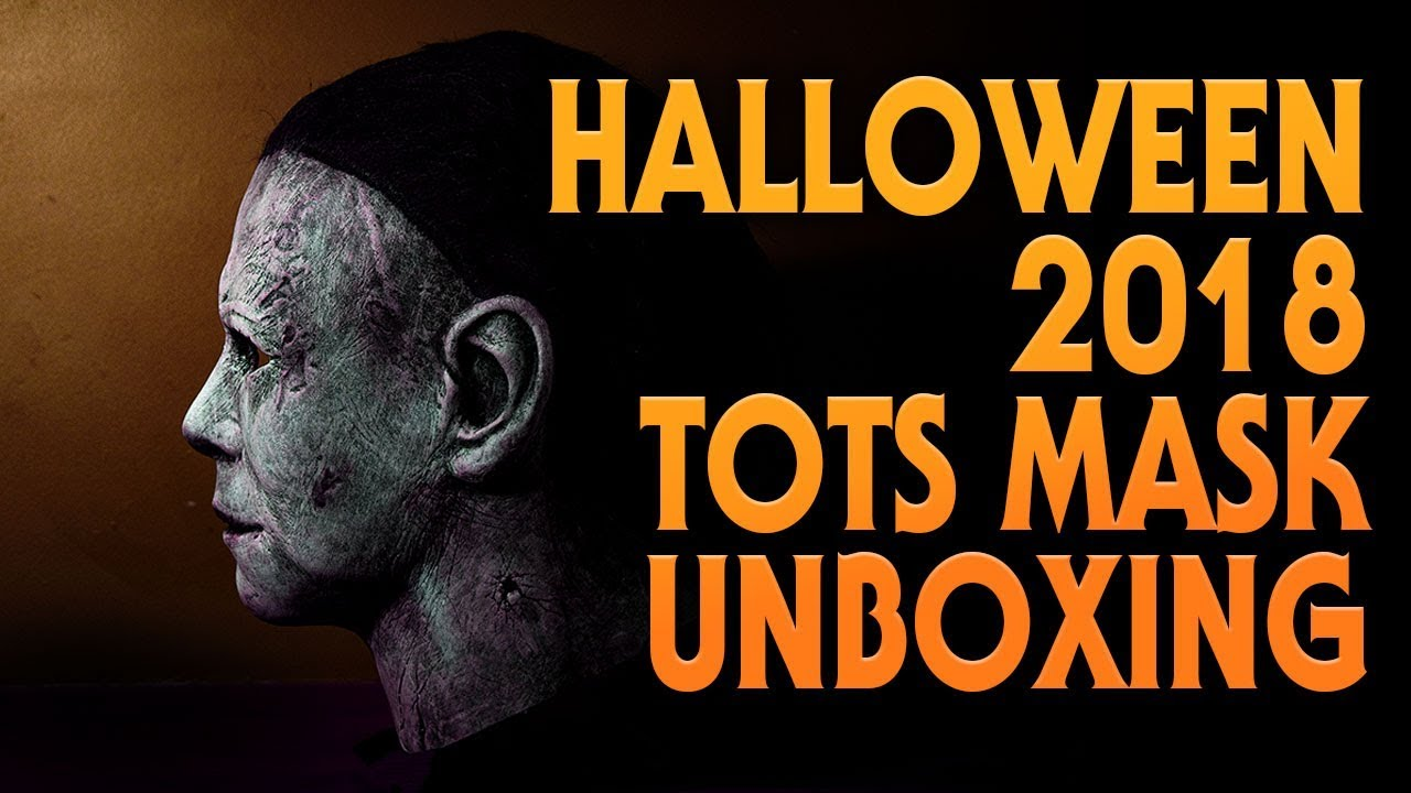 Halloween (2018) Michael Myers Mask | Trick or Treat Studios | Unboxing