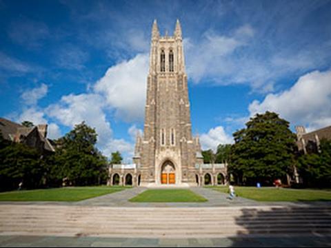 Duke University2017  - welcome to duke university
