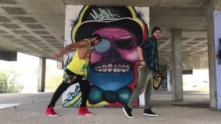 Ricky Martin - Vente Pa' Ca (feat. Maluma) by Vitor Silva ft. André Alves Zumba Fitness Choreo