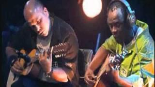 O Rappa - Papo de surdo e mudo (Acústico MTV 2005)