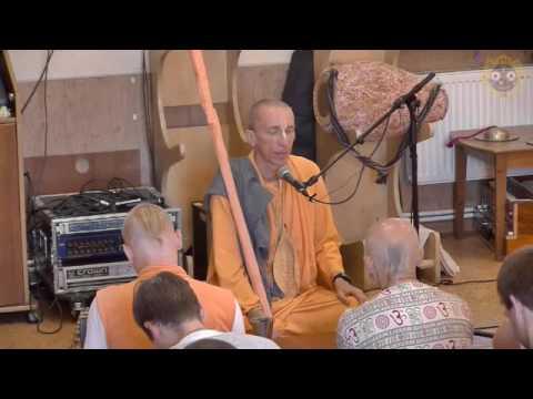 Шримад Бхагаватам 1.8.28 - Бхакти Ратнакар Амбариша Свами