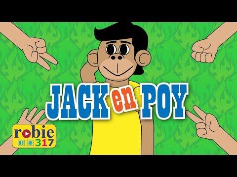 Jack En Poy Animated | Awiting Pambata | Filipino / Tagalog Nursery Rhymes