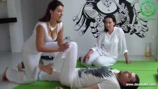 Тантрическая Парная Йога - практики от Виктории Рай