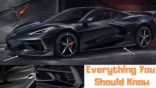 2020 Corvette C8 Carbon Fiber Packages Explained! *Mid Engine Corvette*