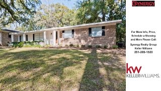 4158 Holly Sprrings D, Mobile, AL Presented by Synergy Realty Group.