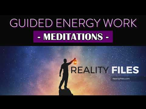 [ Advanced Energy Work Meditations ] FORMLESS & ONE WITH THE LIGHT - Blending Thyself With The Ether