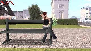 Vista Animations Essence Woman AO for Second Life