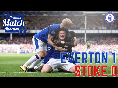 Rooney Is The Difference | Everton 1-0 Stoke City | Instant Match Reaction