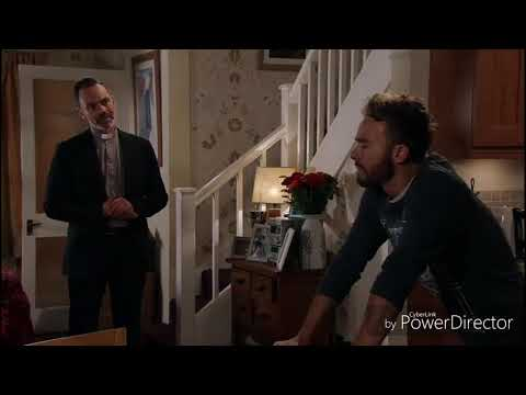 Coronation Street - Billy Tries To Explain To David About Josh (28th September 2018)