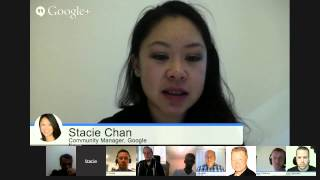 English Google News & Webmaster Central office hours hangout