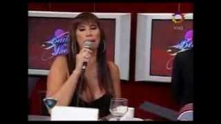 Pelea Moria Casan vs Carmen Barbieri (Bailando por un sueño 2007)
