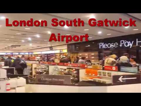 London Gatwick Airport(South Terminal)