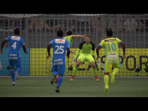 FIFA 17 - KRC GENK VS KAA GENT GAMEPLAY - BELGIUM PRO LEAGUE