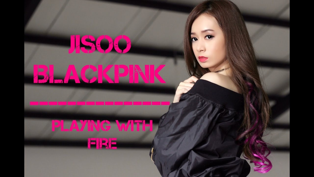 Make Up Tutorial Blackpink 불장난 Playing With Fire Jisoo By Silvia Muryadi