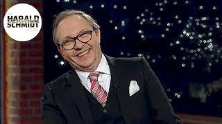Olli Dittrich vertritt einen kranken Gast | Die Harald Schmidt Show (SKY)
