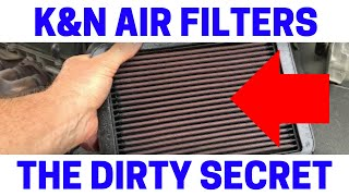Why I No Longer Use K&N Air Filters On My Cars