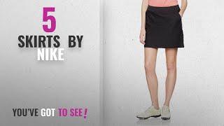 Top 10 Nike Skirts [2018]: Nike Tournament Skort–Women's Skirt