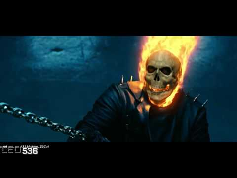 Ghost rider. back from the dead