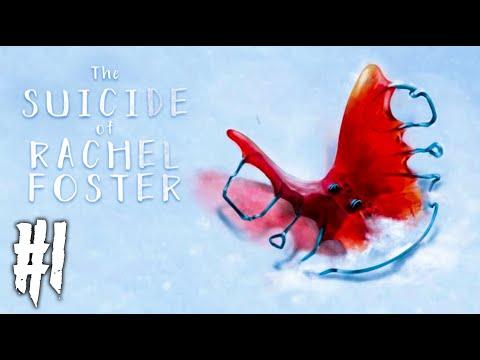 ОДНА В ПУСТОМ ОТЕЛЕ! ► THE SUICIDE OF RACHEL FOSTER ПРОХОЖДЕНИЕ #1