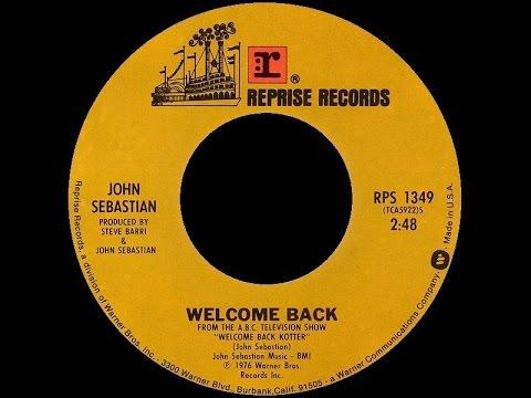 [1976] John Sebastian • Welcome Back Mp3