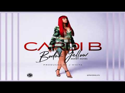 Bodak Yellow by Cardi B ( Clean)