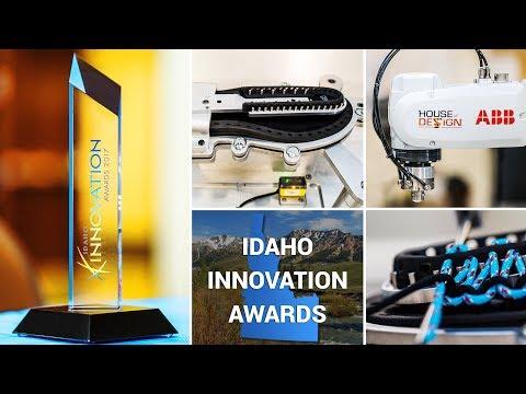 2017 Idaho Innovation Awards In Boise Idaho