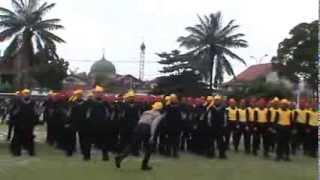 ( yel-yel ) Yuk Keep Smile Versi Siswa Polisi - SPN Pekanbaru - Polda Riau