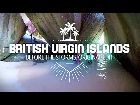 British Virgin Islands, BVI ~ Virgin Gorda ~ Caribbean ~ The Baths ~ Bitter End ~ Saba Rock