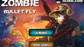 Zombie Bullet Fly Level1-17 Walkthrough