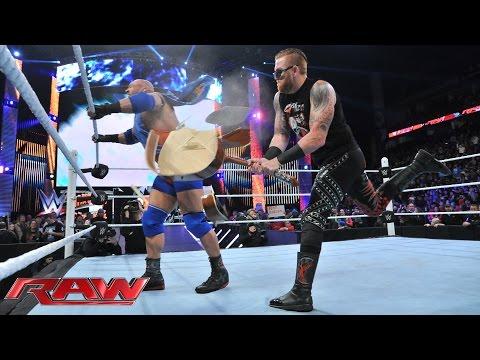 Ryback makes Heath Slater sing the blues: Raw, November 23, 2015