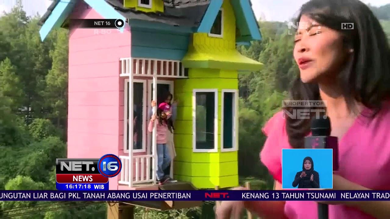 Berkunjung Ke Wahana Baru Di Dago Dream Park Bandung Net 16 Youtube